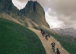 Dolomites, Fat-Bike Paradise new2