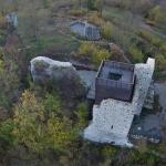 Veduta Aerea del Castello di Cosseria