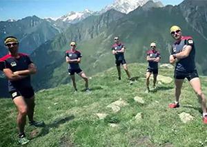 Vibram Tester Team – Mont Blanc newpsd